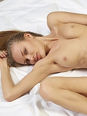 Jolie in First Explicit Nudes by Hegre-Art