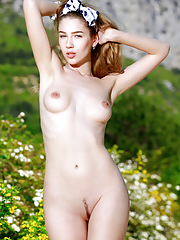 Xana D in Natural Feeling by Femjoy